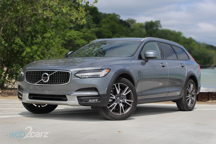 2017 Volvo V90 Cross Country T6 AWD Review
