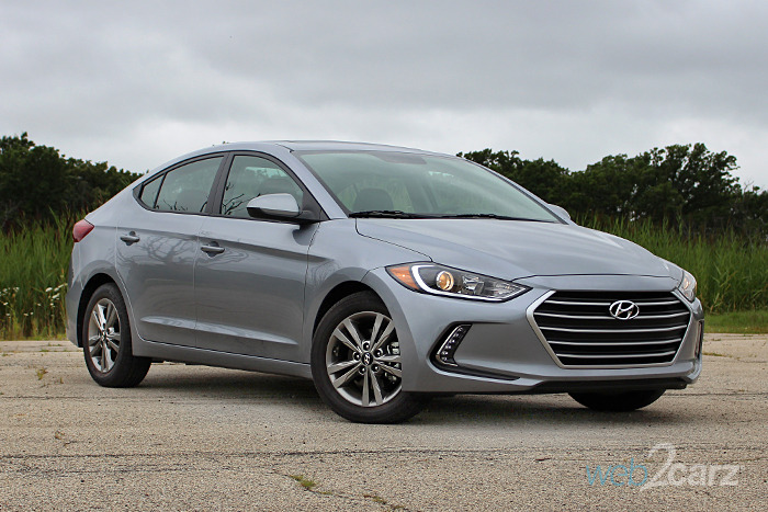 2017 Hyundai Elantra Value Edition Review