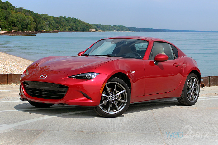 2017 Mazda MX-5 Miata RF Grand Touring Review