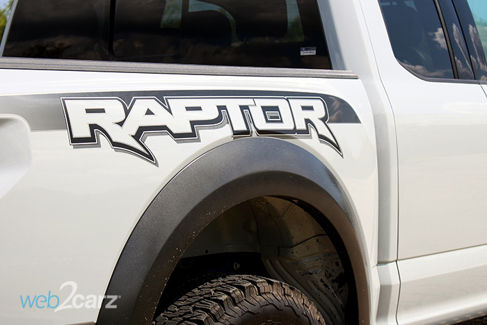 2017 Ford F 150 Raptor 4x4 Supercab Review Web2carz