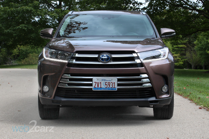 2017 toyota highlander hybrid limited platinum v6 awd review. Black Bedroom Furniture Sets. Home Design Ideas