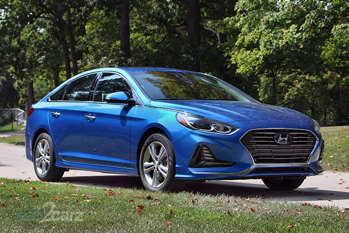 2018 Hyundai Sonata Limited Review