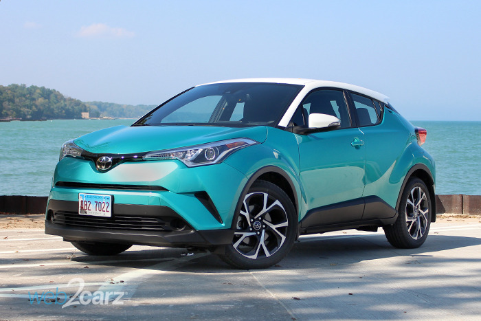 2018 Toyota C-HR XLE Review