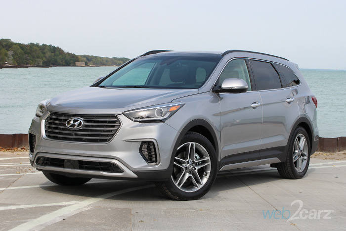 2018 Hyundai Santa Fe Limited Ultimate AWD Review