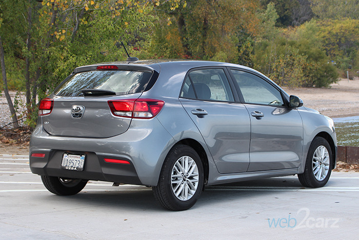 2018 Kia Rio Ex 5 Door Review