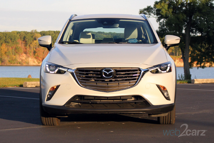 2018 Mazda CX-3 Grand Touring Review | Web2Carz