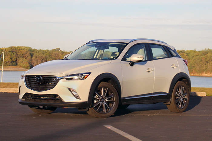 2018 Mazda CX-3 Grand Touring Review