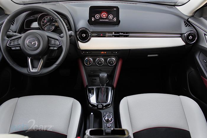 2018 Mazda Cx 3 Grand Touring Review Web2carz