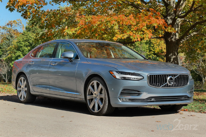 2018 Volvo S90 T6 Inscription AWD Review