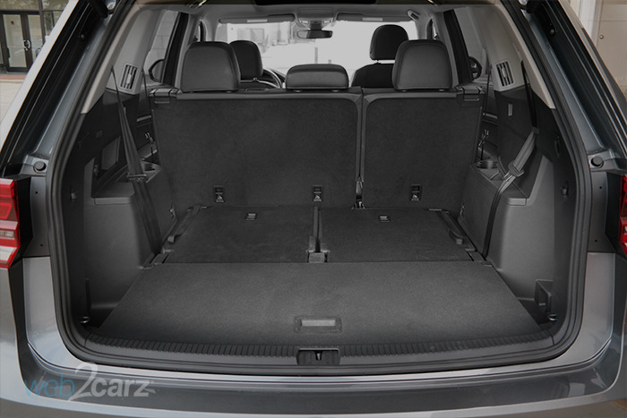 2018 Volkswagen Atlas V6 SEL 4Motion Review | Carsquare.com