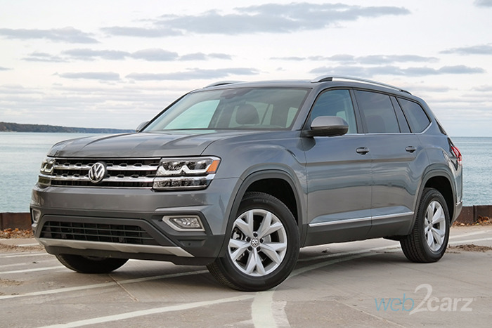 2018 Volkswagen Atlas V6 SEL 4Motion Review