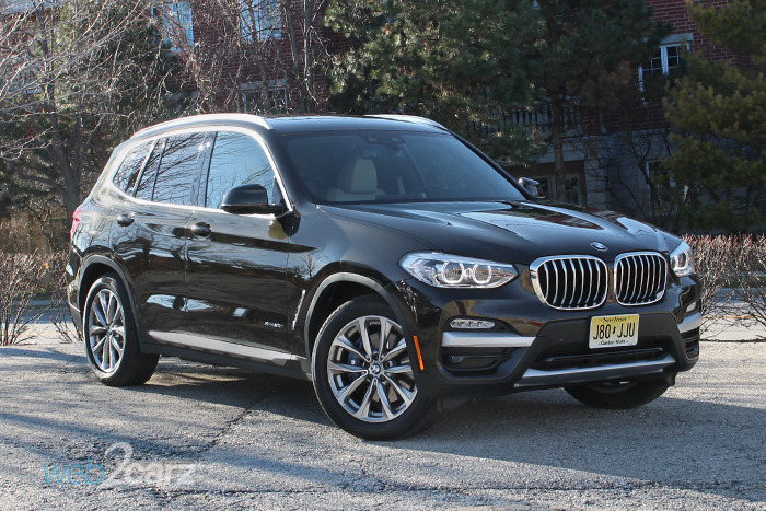 2018 BMW X3 xDrive30i Review