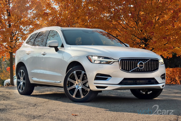 2018 Volvo Xc60 T8 E Awd Inscription Review