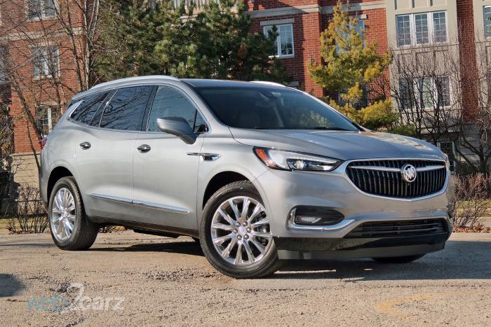 2018 Buick Enclave Premium Review