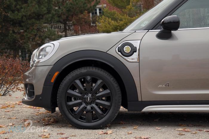 2018 Mini Cooper S E Countryman All4 Plug In Hybrid Review Web2carz