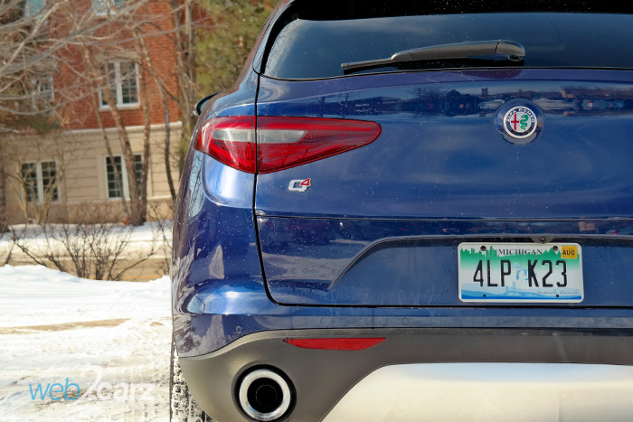 Giulia TI sport AWD went limp 3 hours after leaving the