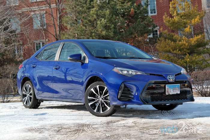 2018 Toyota Corolla SE Review