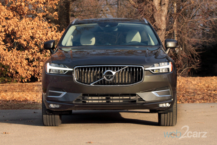 2018 Volvo Xc60 T6 Inscription Review