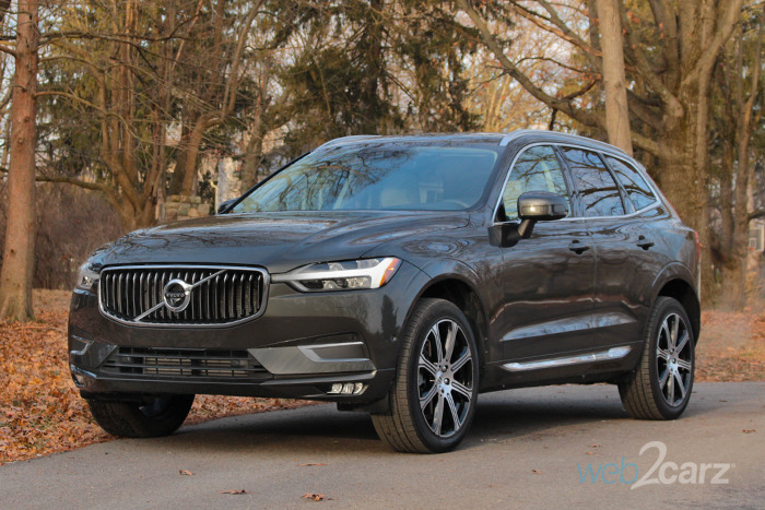 2018 Volvo Xc60 T6 Inscription | Motavera.com