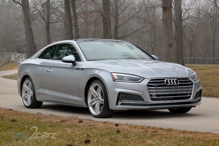 2018 Audi A5 Coupe 2.0T quattro S tronic Review