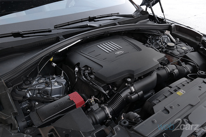 2018 Land Rover Range Rover Velar R-Dynamic HSE Review ...