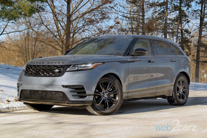 2018 Land Rover Range Rover Velar R-Dynamic HSE Review