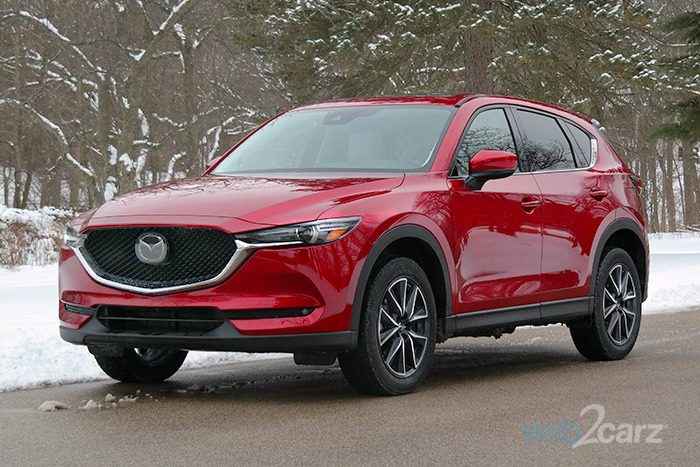 2018 Mazda CX-5 Grand Touring Review