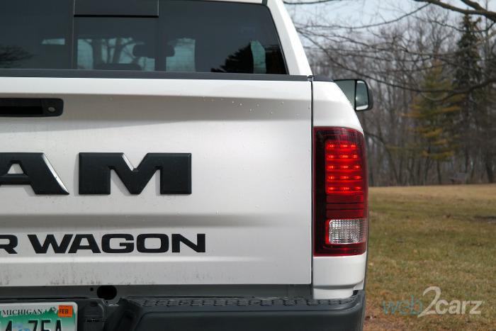 2018 Ram Power Wagon Crew Cab 4x4 Review | Web2Carz