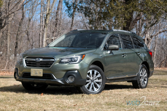 2018 Subaru Outback 2.5i Touring Review