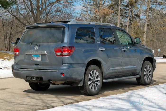 2018 toyota sequoia 4x4 limited review web2carz 2018 toyota sequoia 4x4 limited review publicscrutiny Image collections