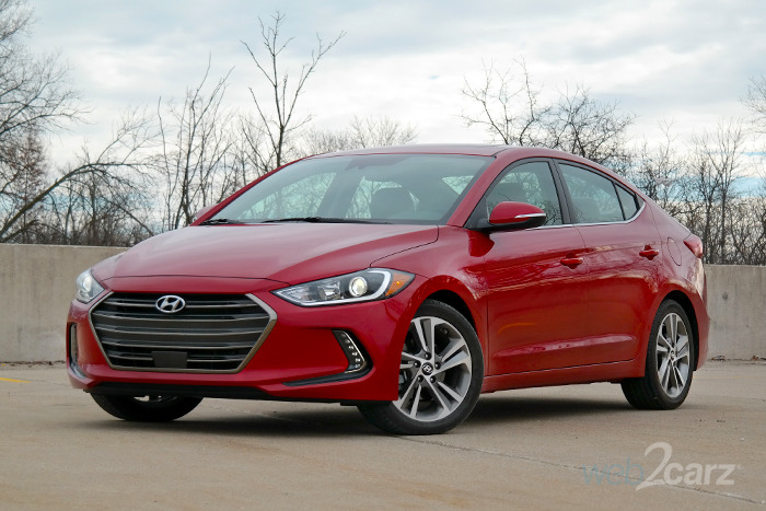 2018 Hyundai Elantra Limited Review