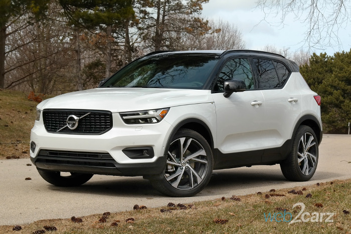 2019 Volvo XC40 T5 AWD R-Design Review