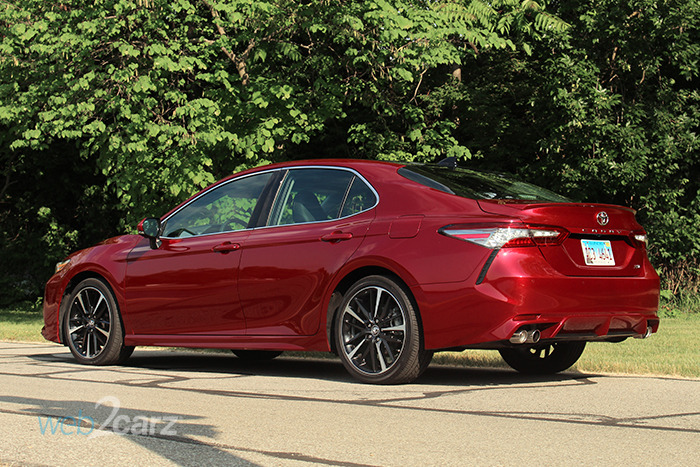 Get Incentives Deals Toyota S New Camry