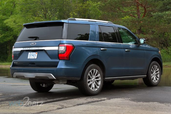 ford expedition limited  platinum review webcarz