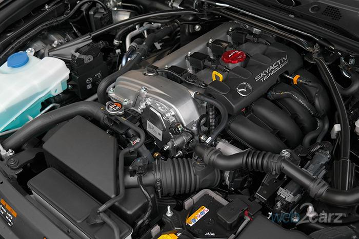 Mazda Mx Miata Rf Grand Touring Engine X