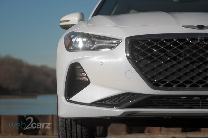 2019 Genesis G70 AWD 3.3T Prestige Review   Web2Carz
