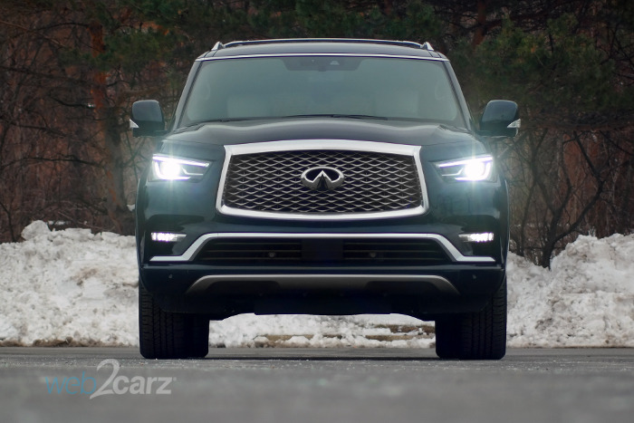 2019 Infiniti Qx80 Limited 4wd Review Web2carz