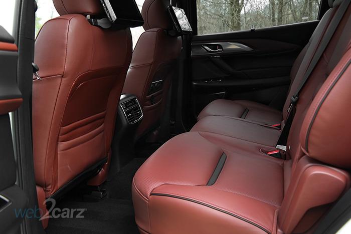 2019 Mazda CX-9 Signature AWD Review | Web2Carz