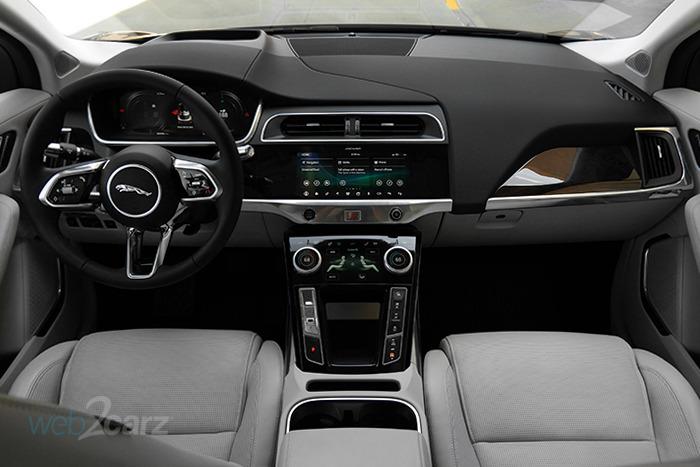Kia Soul Gas Mileage >> 2019 Jaguar I-PACE EV400 HSE Review | Web2Carz