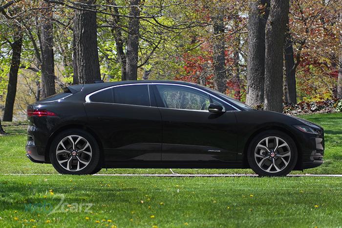 2019 Jaguar I-PACE EV400 HSE Review   Web2Carz