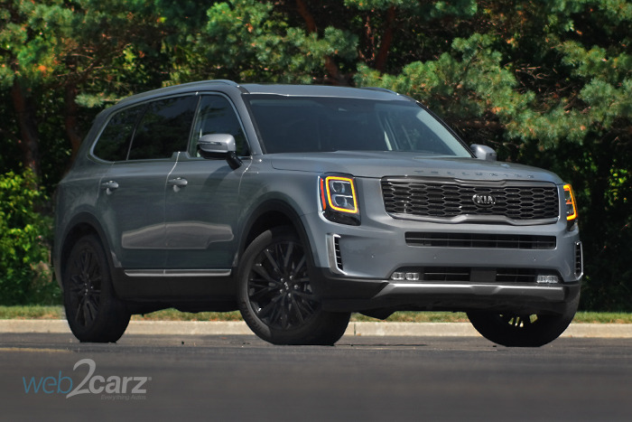 2020 kia telluride sx v6 awd review