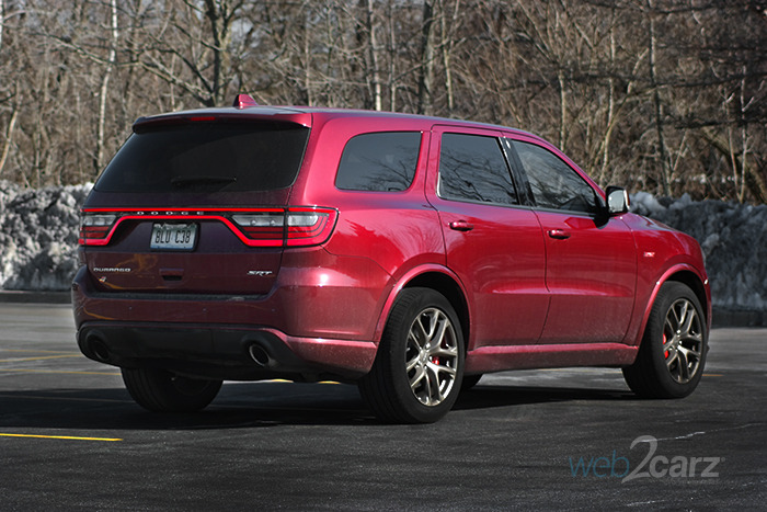 2020 dodge durango srt 392 review | web2carz