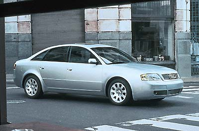 2000 Audi A6 Review Overview