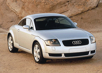 2000 Audi TT Review Overview