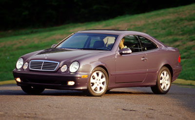2000 Mercedes-Benz CLK-Class Review Overview
