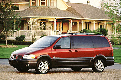 2000 Pontiac Montana Review Overview
