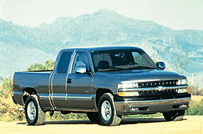2000 Chevrolet Silverado 2500 Review Overview