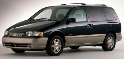 2001 Mercury Villager Review Overview