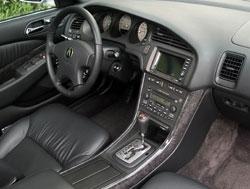 2002 Acura TL Interior