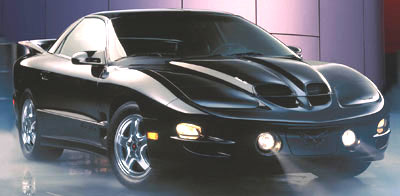 2002 Pontiac Firebird Review Overview
